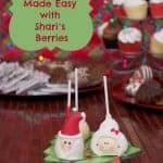 Holiday Parties Made Easy with Shari's Berries #HolidayBerries