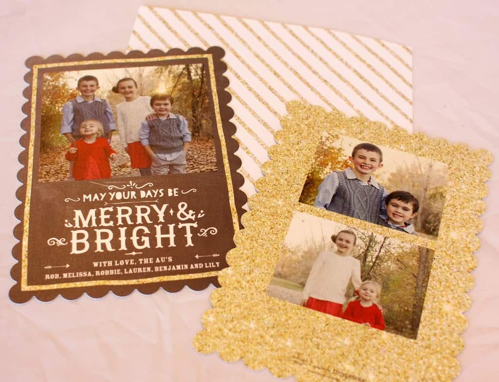 Tiny Prints Holiday Cards #TinyPrintsCheer #sponsored Review and ...