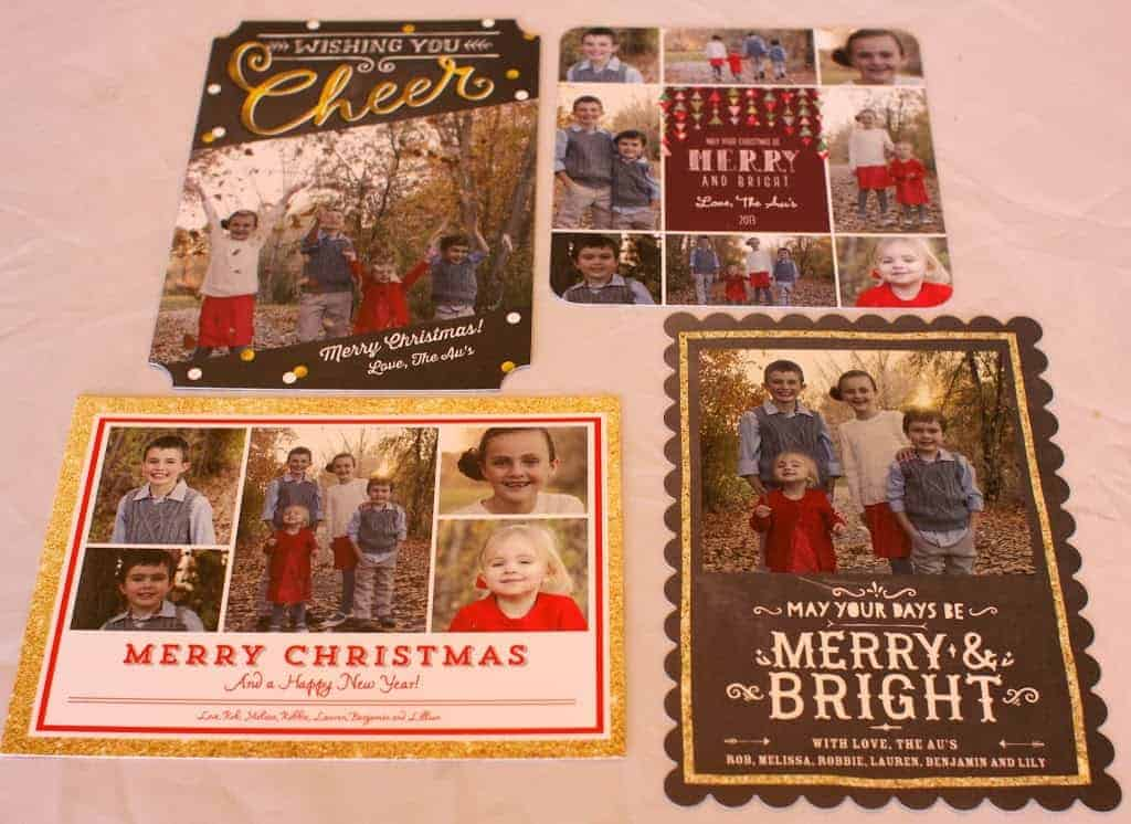 tiny prints holiday cards tinyprintscheer sponsored review and
