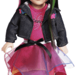 Fab and Funky Dollie – 18 inch Play Doll by Dollie & Me