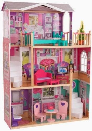 KidKraft dollhouse for 18 inch dolls