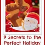 9 Secrets to the Perfect Holiday Sugar Cookies