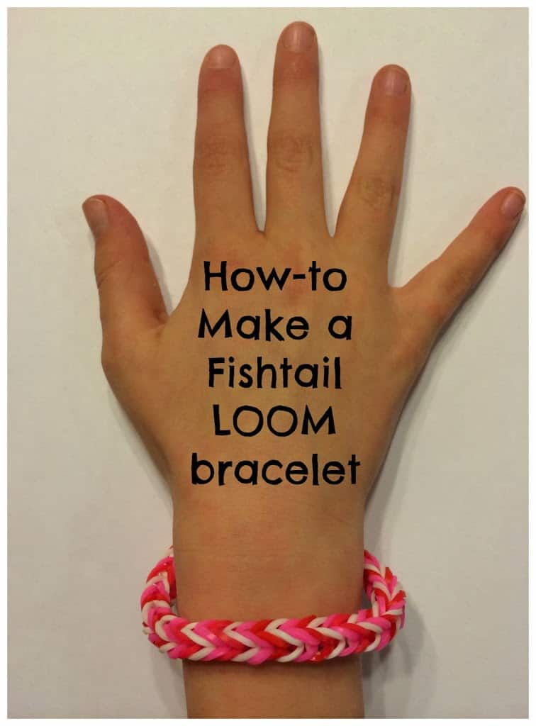 Make A Cardboard 3d Model Of Your Area Using Local: How To Make A Fishtail Loom Bracelet