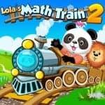 Lola's Math Train 2 App Available Now!