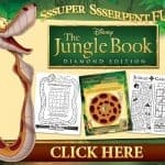 The Jungle Book Diamond Edition Blu-ray