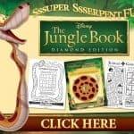 The Jungle Book Diamond Edition Blu-ray