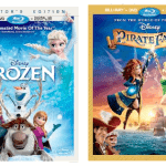 Celebrate the in-home release of Disney's Frozen and Disney's Pirate Fairy with me! #‎PIRATEFAIRYBLOGGERS #‎FROZENBLURAY