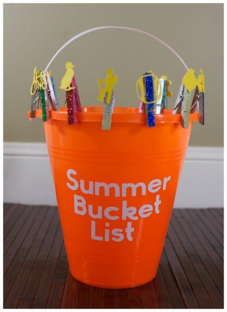 SummerBucketListCricut