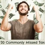 20 Top Missed Tax Deductions