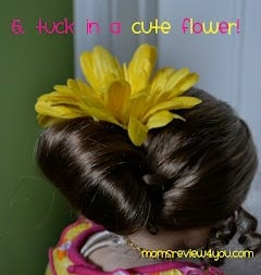 American Girl Doll Up-Do Tutorial