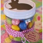 Some Bunny Special Easter Gift in a Jar