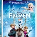Disney's Frozen Blu-ray Review and Giveaway