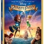 Disney The Pirate Fairy Review and Giveaway