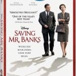 Saving Mr Banks Blu-ray Review and Giveaway
