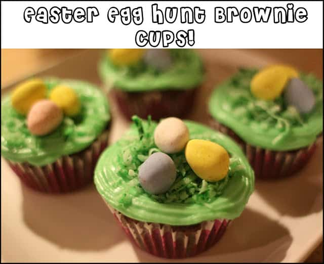 easter-egg-hunt-brownies