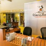 Behind the scenes of the Disney Animation Research Library