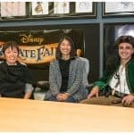 Interview with The Pirate Fairy Animation Team