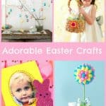 Adorable Easter Crafts