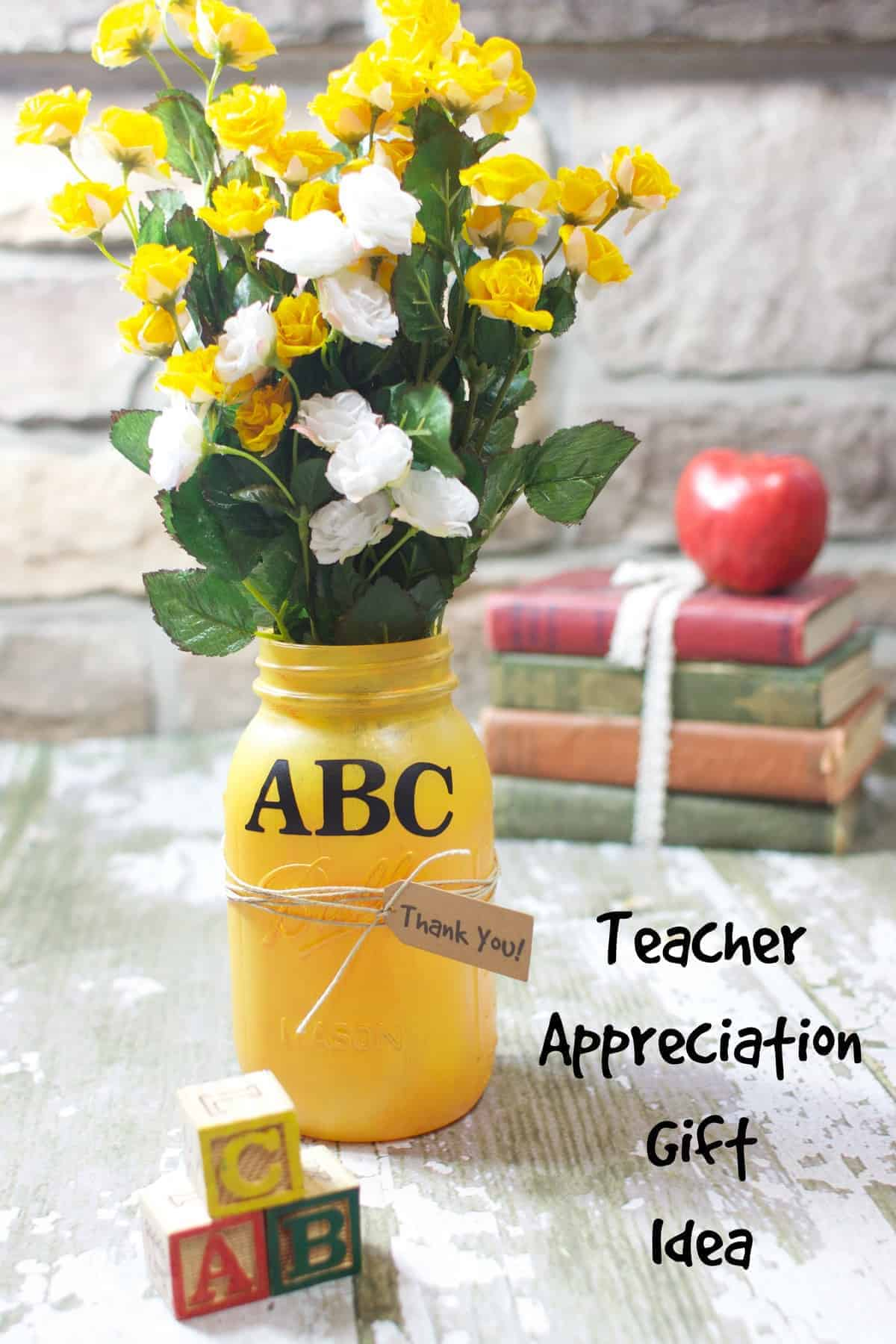 Some bunny special easter gift jar ideas teacher appreciation gift idea negle Choice Image