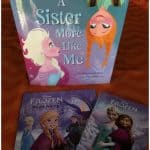 Disney's Frozen Storybook App and Frozen books