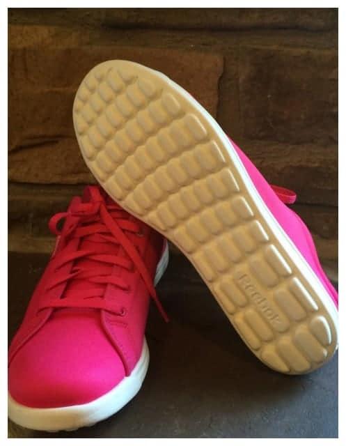 A pair of sneakers