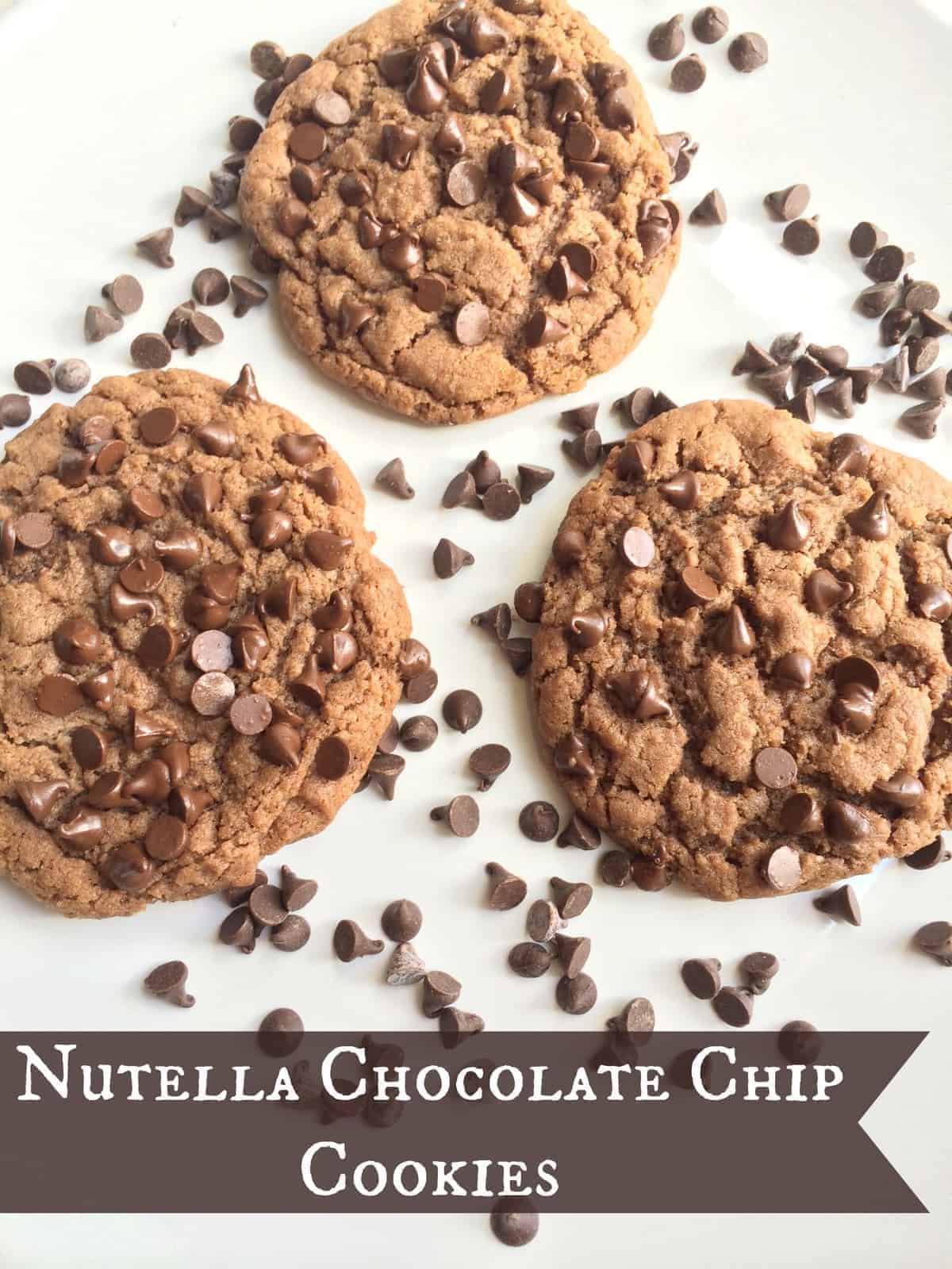Chocolate Nutella Nut Cookies Recipes — Dishmaps