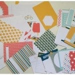 Project Life By Stampin Up! Card Collections and Accessory Packs