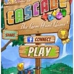Welcome to Cascade! The Gem Hunt Game!