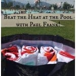 Beat the Heat at the Pool with Paul Frank