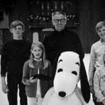 Schulz Family with Snoopy