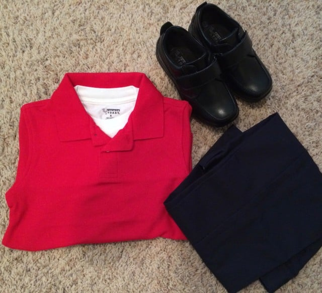 UniformClothes