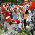 Why the ALS Ice Bucket Challenge was just what the Doctor ordered. #ALSIceBucketChallenge