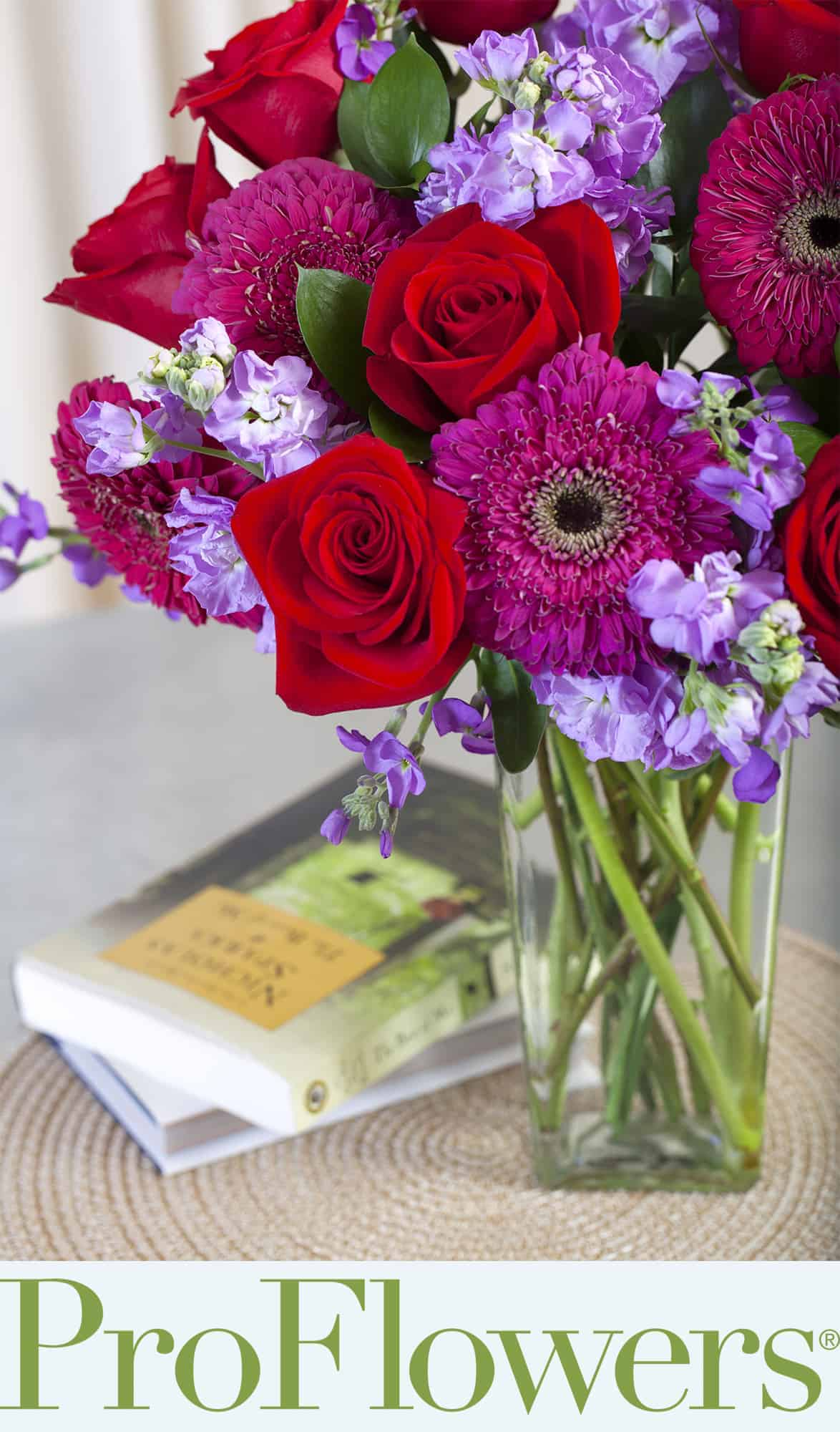 """The ProFlowers """"The Best of Me"""" Prize pack Giveaway A Sparkle of"""
