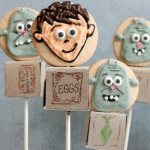 The Cutest ever Boxtrolls Cookie Pops! #TheBoxtrollsCC