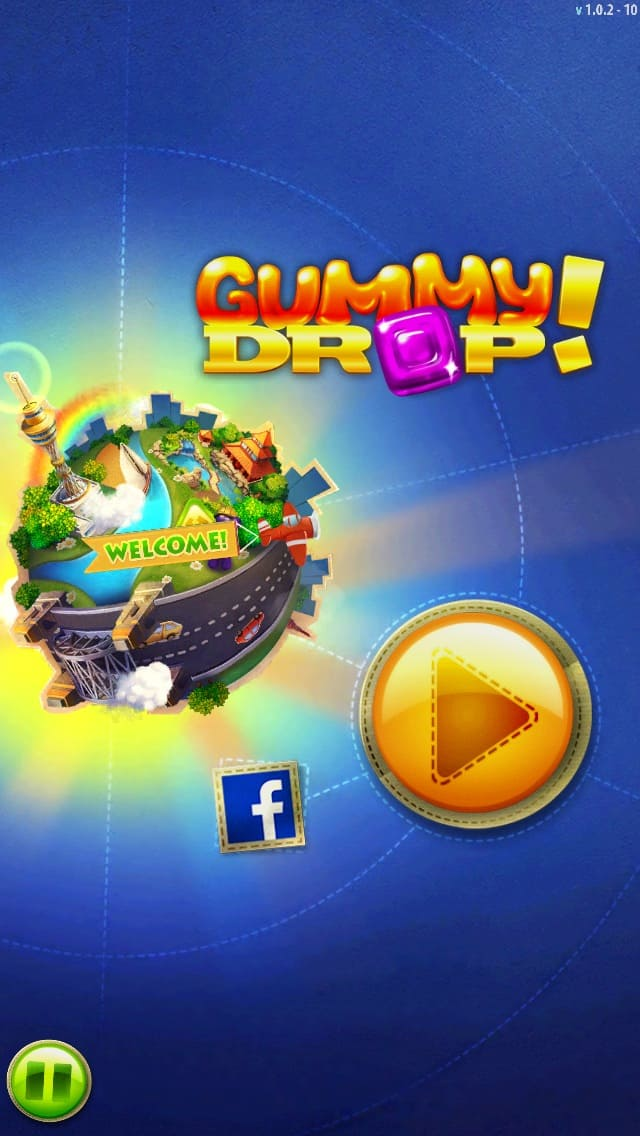 Gummy drop the newest game from big fish a sparkle of for Gummy drop big fish games