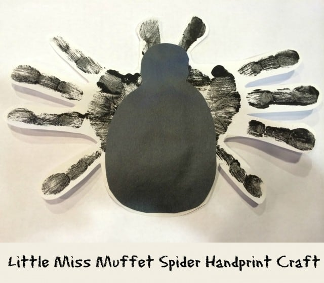 LittleMissMuffetSpiderCraft