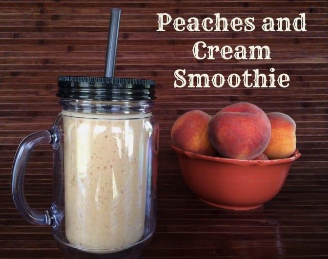 PeachesandCreamSmoothie