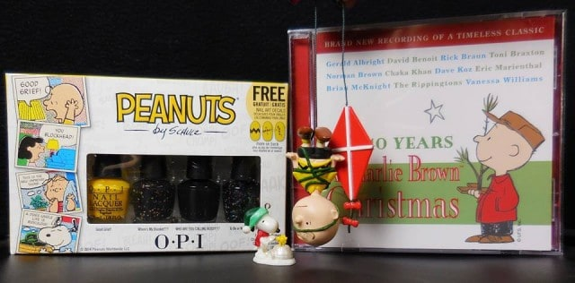 Read our David Benoit and a Charlie Brown Christmas Interview and enter to win a Peanuts holiday prize pack!
