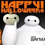 Happy Halloween From: Baymax #BigHero6 #MeetBaymax