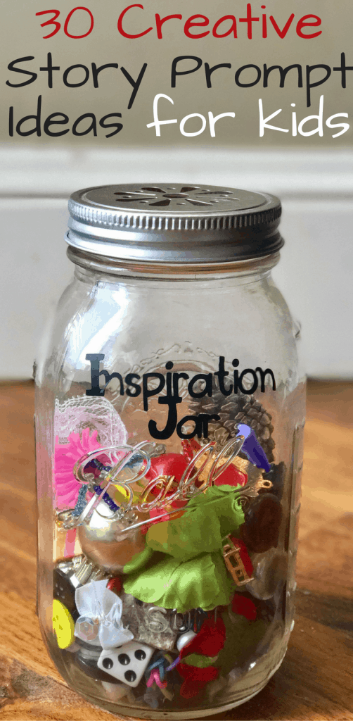 Easy Story Writing Prompt Ideas for kids