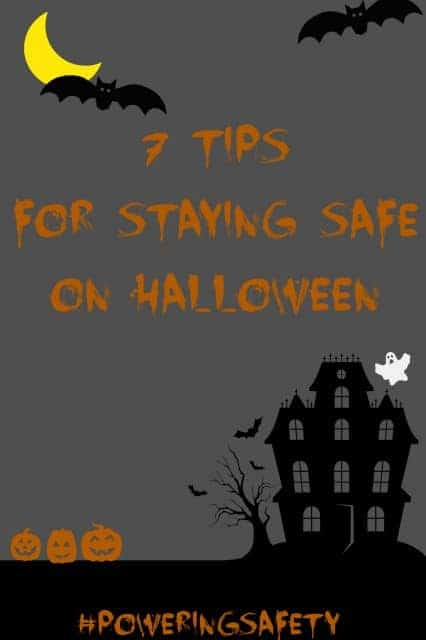 7 Tips for Staying Safe on Halloween