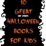 10 Great Halloween Books for Kids