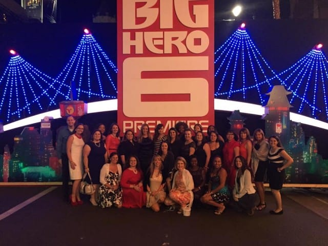 BigHero6PremiereGroupShot