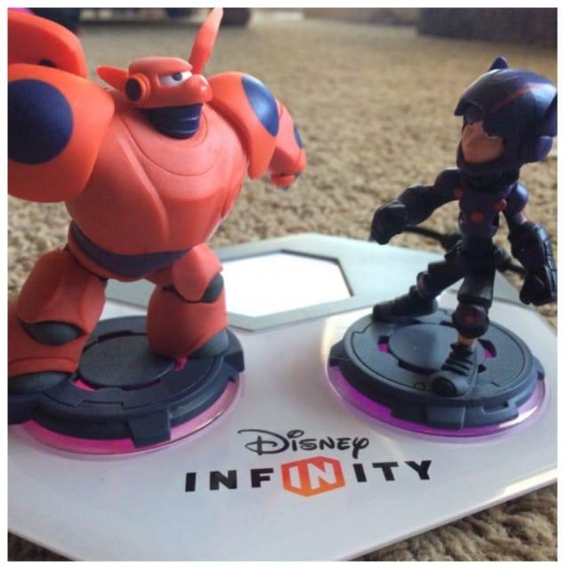 DisneyInfinity2BaymaxHiro