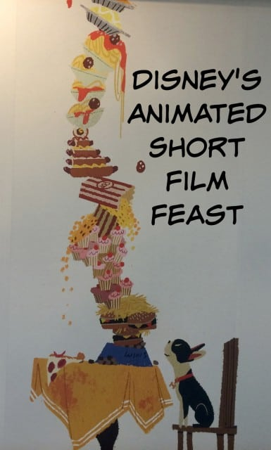 Disney'sAnimatedShortFilmFeast