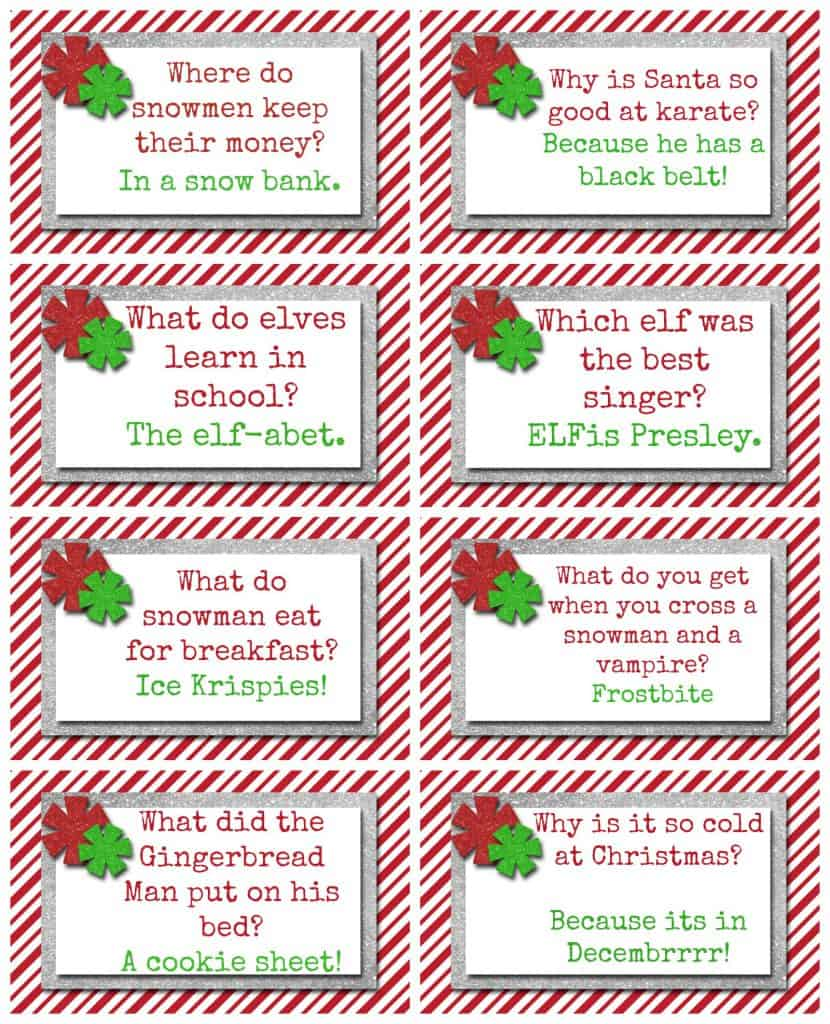 10 Elf On The Shelf Ideas and FREE Printables!