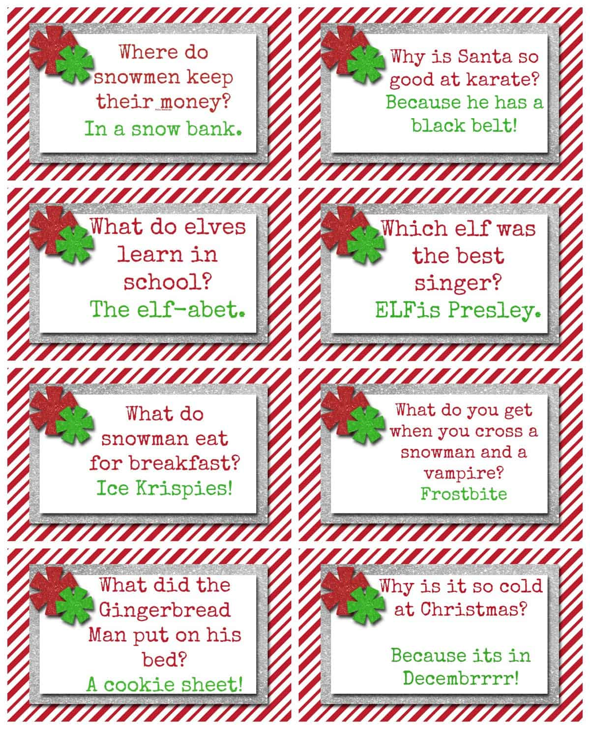 10 Elf On The Shelf Ideas and FREE Printables! - A Sparkle ...