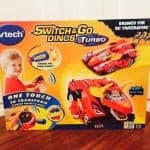 Vtech Switch & Go Dinos Turbo Review