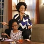On set with ABC's black-ish #ABCTVEvent