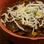 Fire Roasted Black Bean Chili